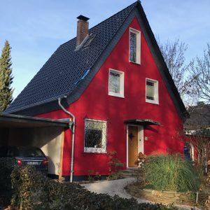 An den Buchen - Dach neu