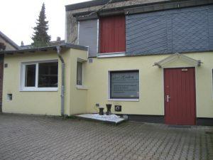 Fassade Gerberstr neu mit WDVS