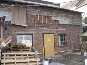 Fassade Gerberstr alt