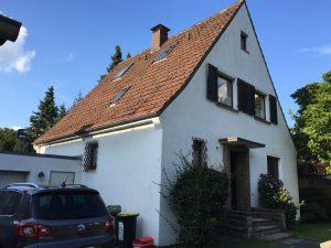 Bremer Str. - Dach+Fassade - Alt