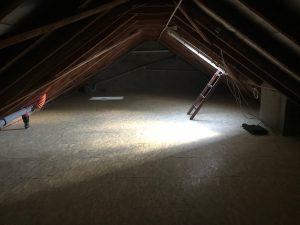 Dachboden Dohlenfeld - neu