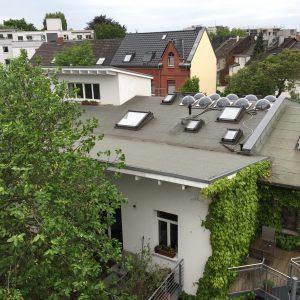 Gerberstr. - Flachdach+Dachfenster - neu